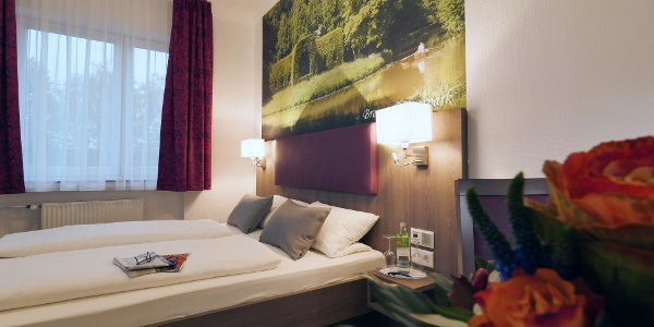 Hotel Westfalia - Doppelzimmer