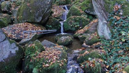 Gaishölle Wasserfälle in Sasbachwalden