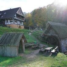 Straubenhöfmühle in Sasbachwalden