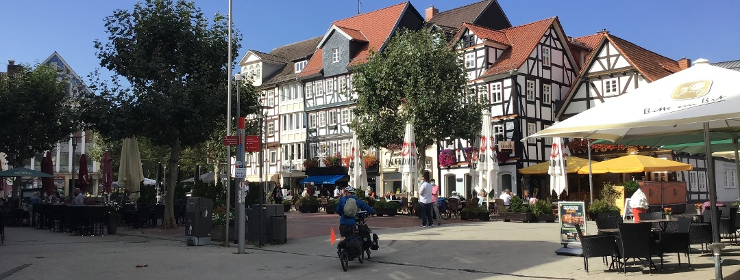 Schleifenroute - Bad Hersfeld Innenstadt