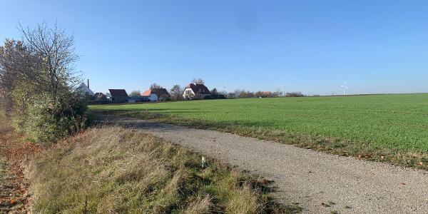 Blick auf Reichelshofen