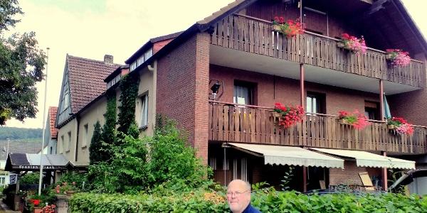 Pension Fisch in Beverungen-Wehrden