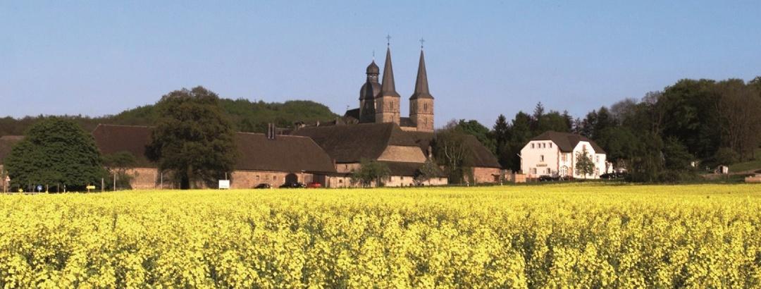 Marienmünster mit Abtei