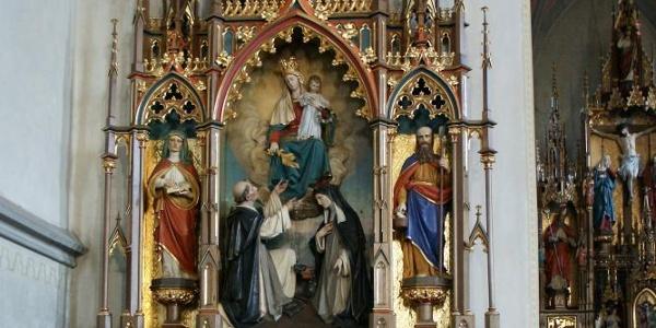 Egg, Katholische Pfarrkirche Heiliger Nikolaus 4