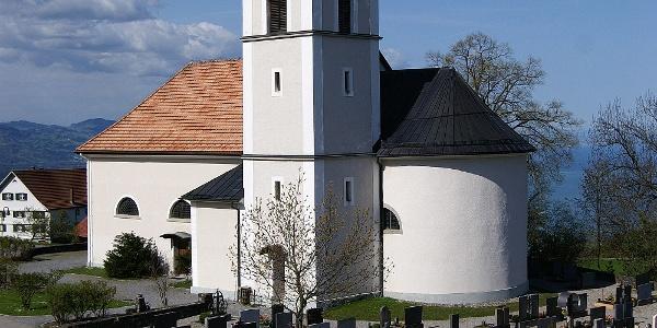 Eichenberg, Katholische Pfarrkirche Heiliger Bernhard 1