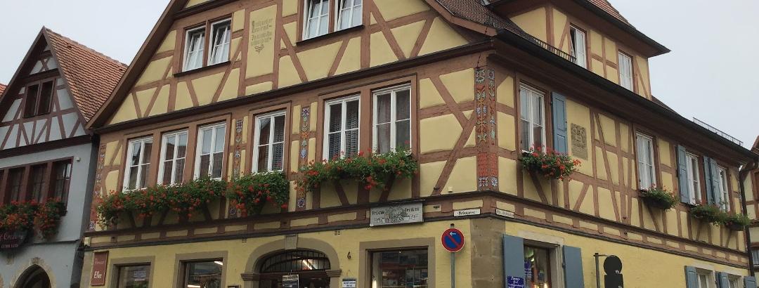 Schleifenroute - Rothenburg odT Innenstadt
