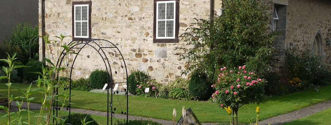 Klostergarten Marienau