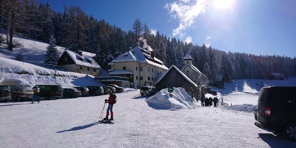 Alpengasthaus Stüblergut