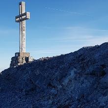 Klosterwappen 2076 m