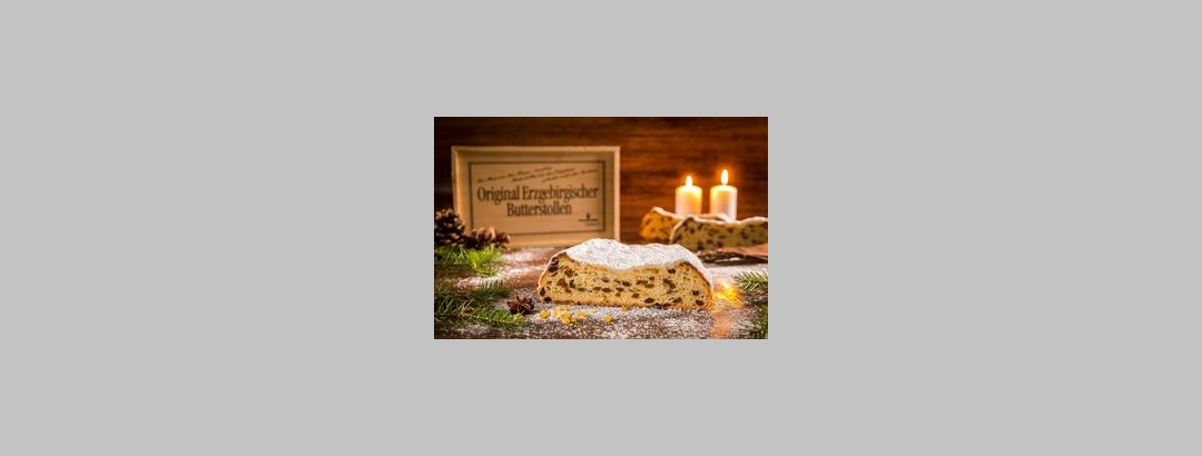 Butterstollen- Annaberger Backwaren
