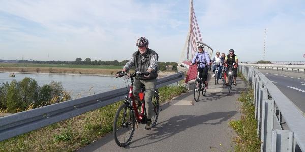 Niederrheinbrücke in Wesel