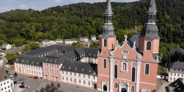 St. Salvator Basilika und ehemalige Abtei  Prüm