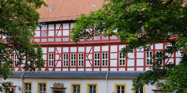 Welfenschloss Herzberg am Harz (Fassade)