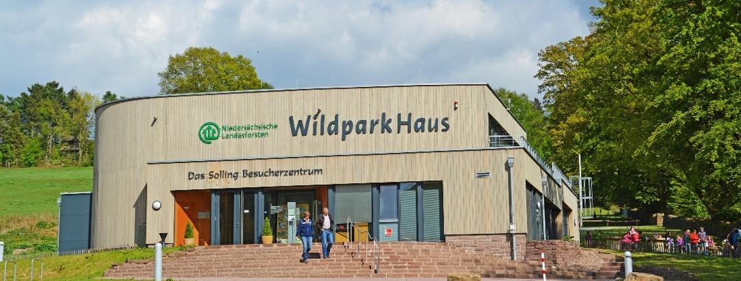 Wildparkhaus Neuhaus