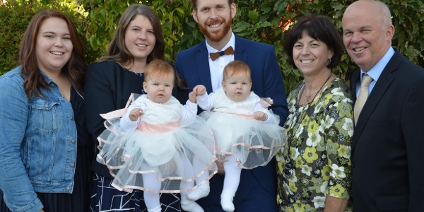 Familienfoto Ogris