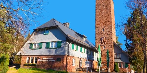 Gedächtnishaus Fohrenbühl des Schwarzwaldvereins