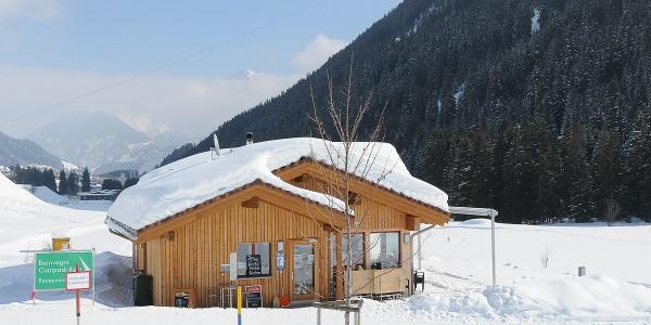 Camping Viva im Winter