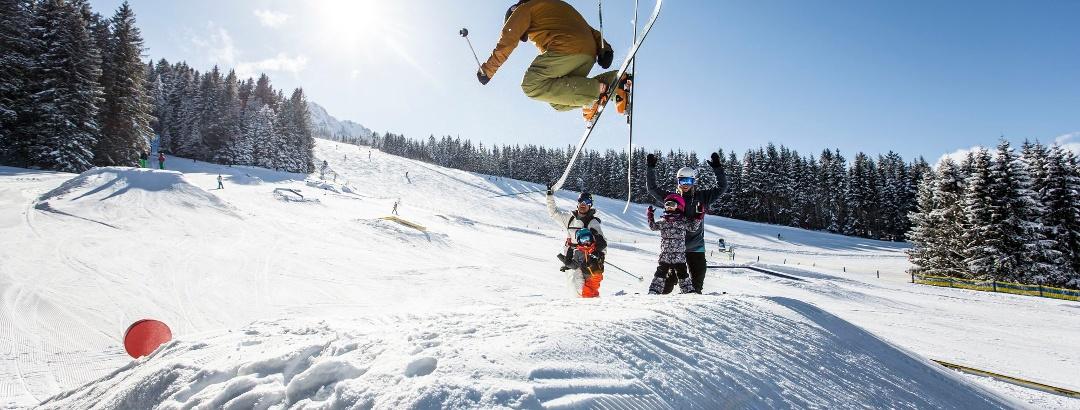 Skispaß in Jungholz