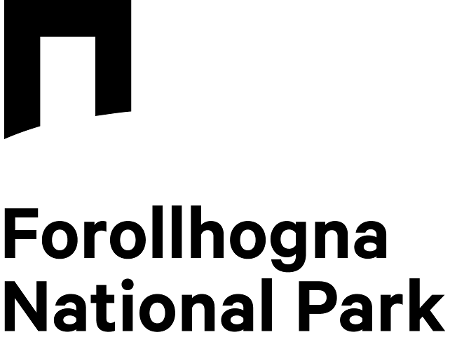 标志 Forollhogna nasjonalpark