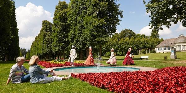 Fürstentreff im Kurpark