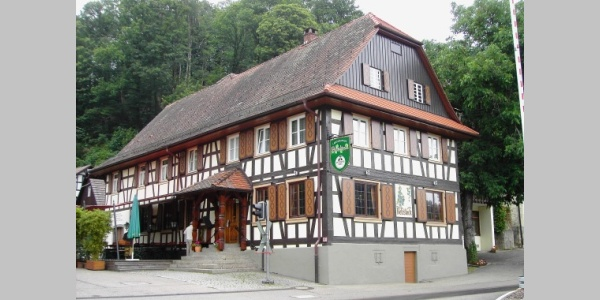 """Landgasthof """"Rebstock"""""""
