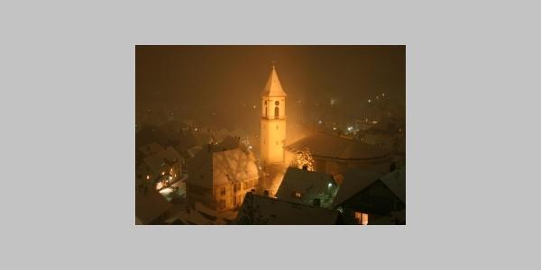 """Katholische Pfarrkirche """"St. Anna & St. Bernhard von Baden"""""""