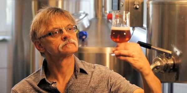 Qualitätsprobe bei Doc's Bier