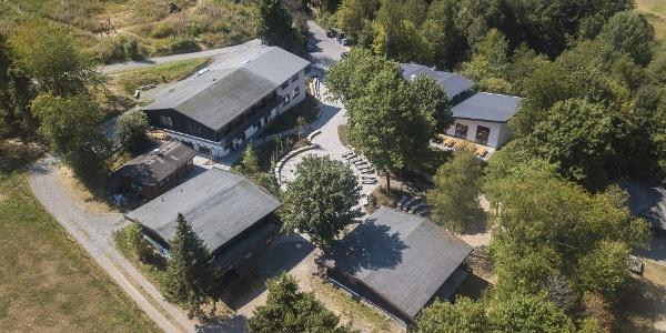 Das Abenteuerdorf Wittgenstein von oben!