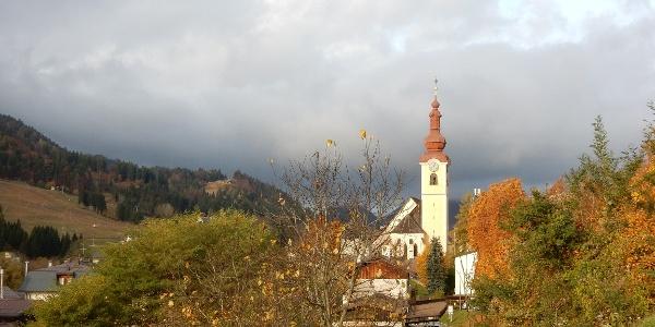 Tarvisio chiesa santi Pietro e Paolo