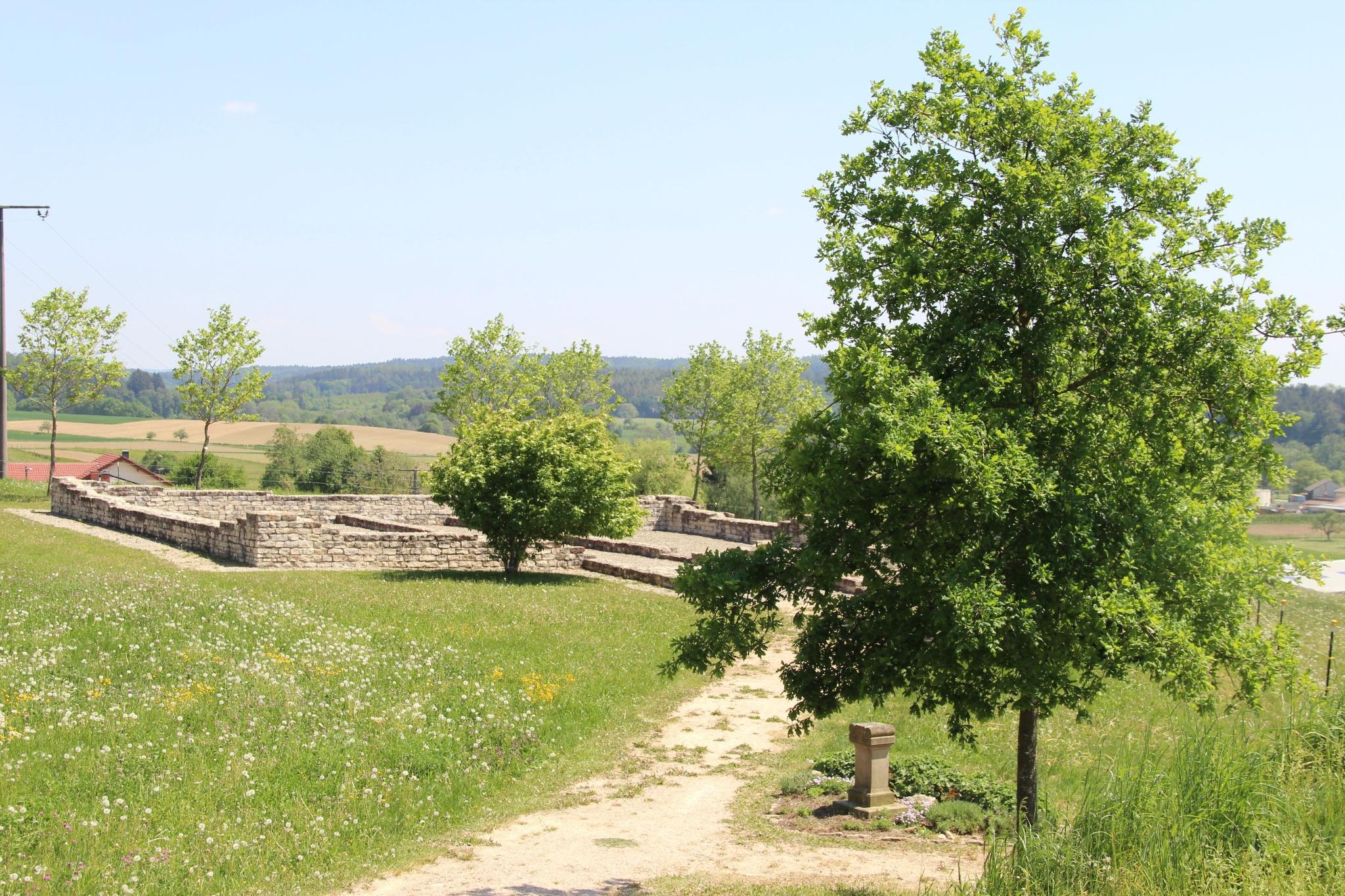 """Römischer Gutshof """"Villa Rustica"""""""