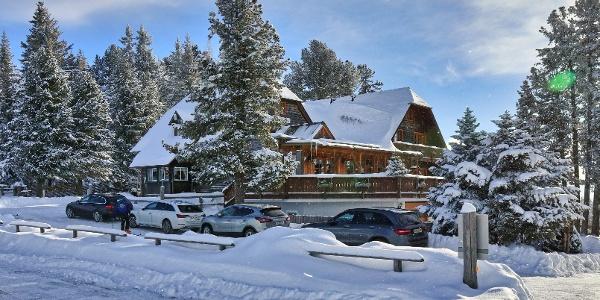 Die Waldheimhütte