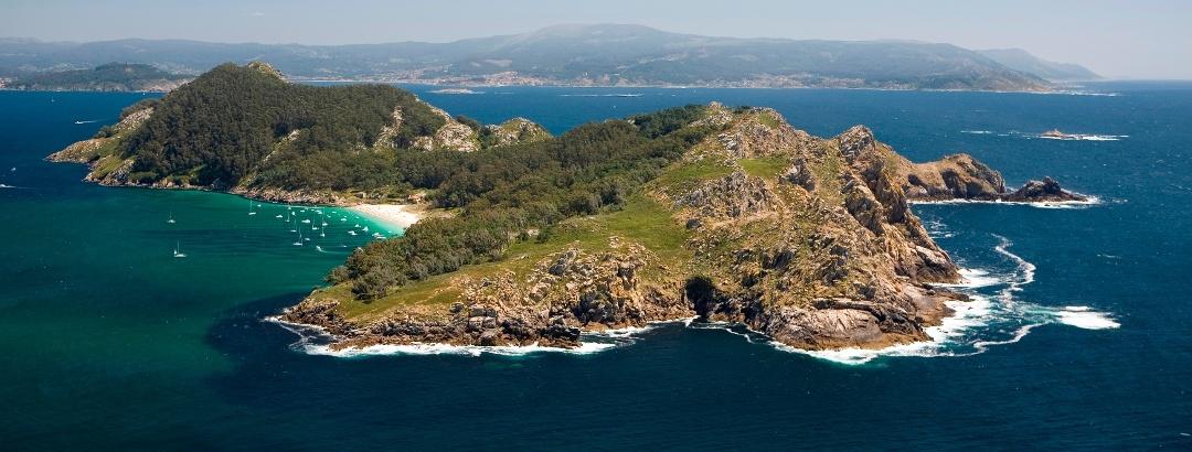Cíes-Islands – Galicien