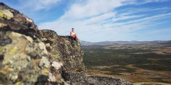 Velfortjent pause på Svartfjellet