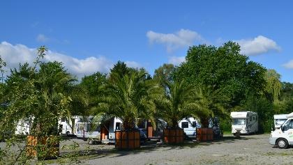 Reisemobilhafen in Emmerauen