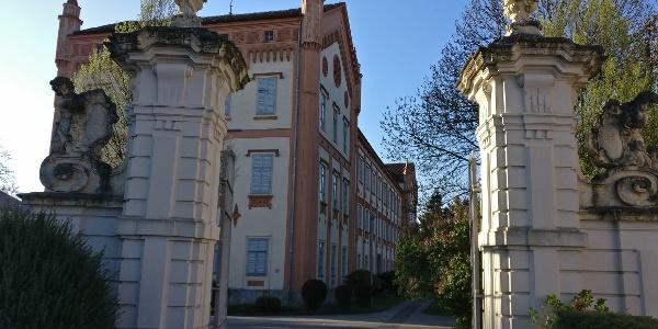 Ehemalige k.uk. Kadettenschule, Napola, Bundeserziehunganstalt, Höhere Internatisschule des Bundes, heute BG/BORG HIB Graz Liebenau