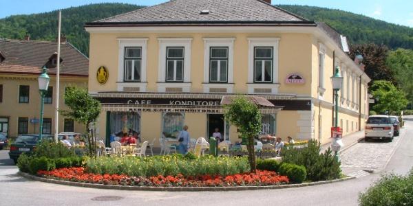 Café Konditorei Alber in Payerbach