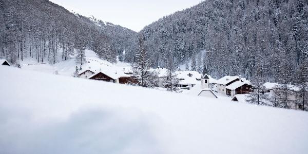 S-charl im Winter
