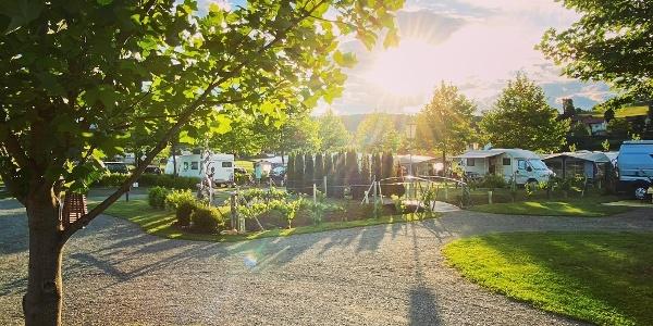 Ölspur Camping Eibiswald