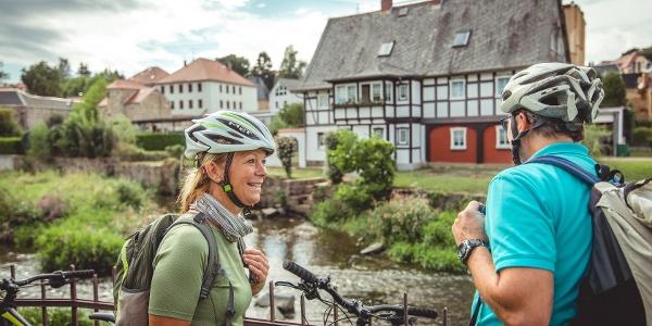 Spreeradweg in Schirgiswalde