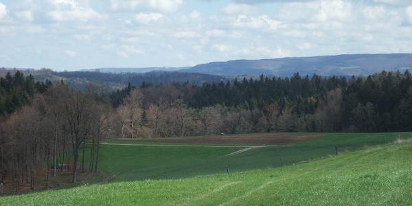 Landschaft bei Abtsgmünd