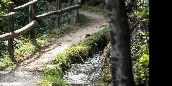 Waalweg di Parcines