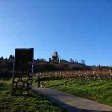 Blick auf Wachtenburg