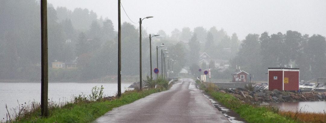 Bjerkøyveien til Bjerkøya