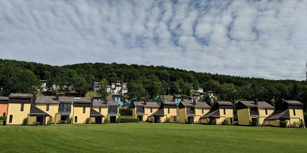 Der Ferienpark Hambachtal in Oberhambach