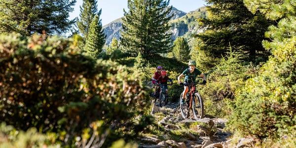 Biken Davos Klosters