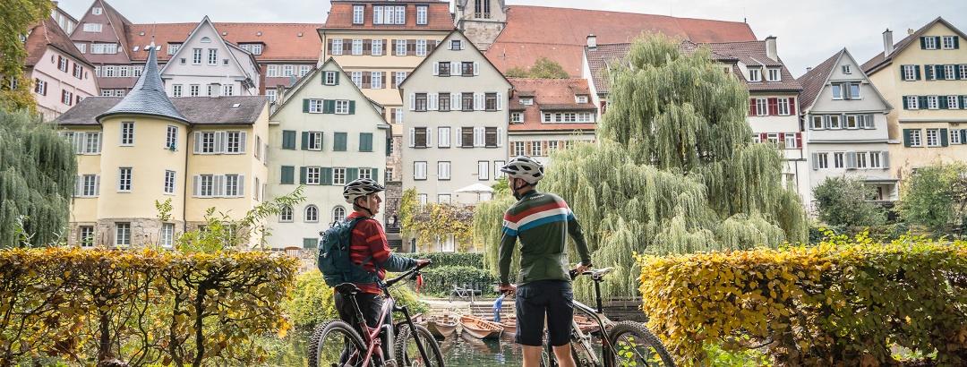 Neckarfront mit Hölderlinturm