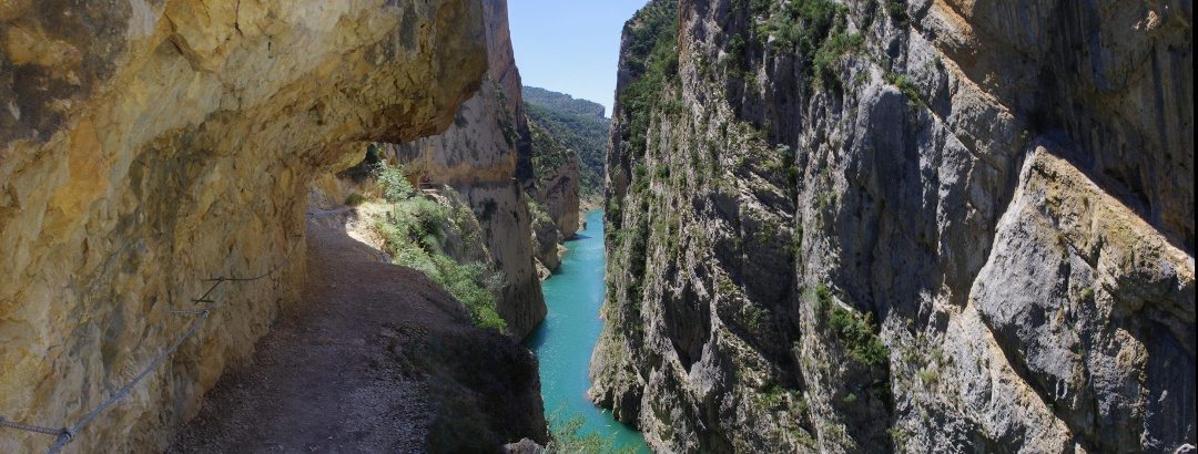 Mont Rebei, Huesca