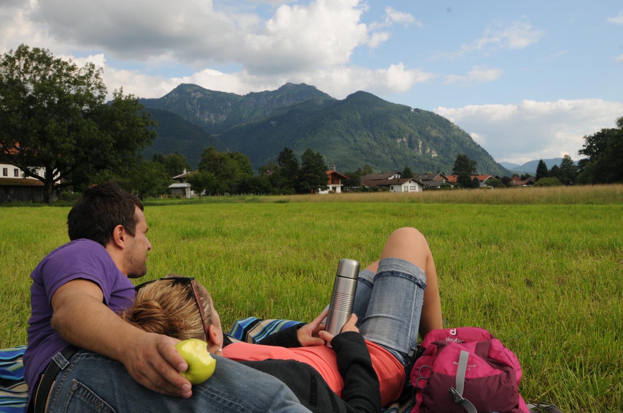 Picknick in Mietenkam