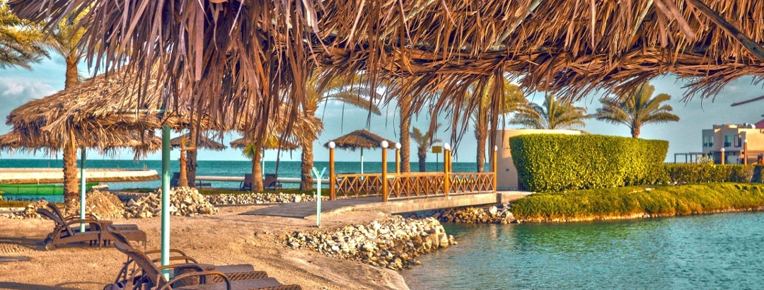 Holiday resort in Bahrain