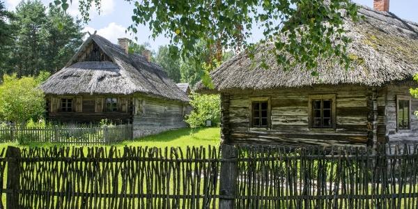 Lithuanian Folk Museum in Rumšiškės